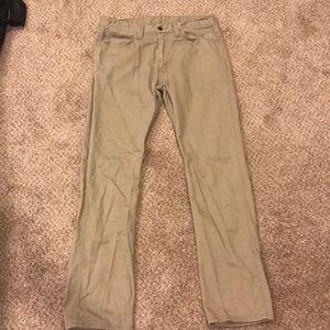 Levi's 513 Mens Jeans 34x34